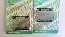 2X New Shaver Head Foil Screen For Braun 3000 3305 3310 3315 3600 3610 3612 3614