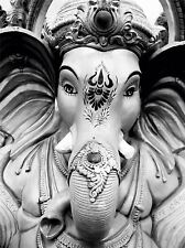 ART PRINT POSTER PHOTO CULTURE ICON HINDU GOD GANESH ELEPHANT LFMP1180