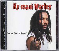 Ky-mani Marley / Many More Roads /  Reggae / Import /  CD Album  / Sealed