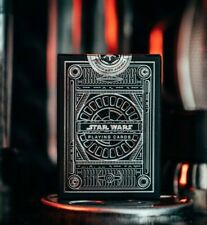 Star Wars Playing Cards The Dark Side Silver by Theory11 Darth Vader Poker Magic