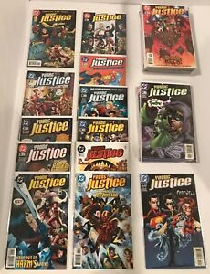 LOT OF 67 YOUNG JUSTICE V1 #1-55 SET(-4) + SINS OF YOUTH MINI /1 SHOTS 1988-2019