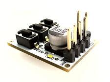 LED micro Blink Modul B3 Modul mit 7 Blinkmodis 2-Kanal frei konfigurierbar