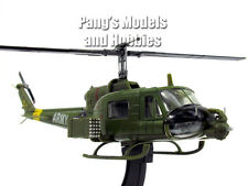 Bell UH-1B Iroquois / Huey 1/72 Scale Diecast Helicopter Model by Amercom
