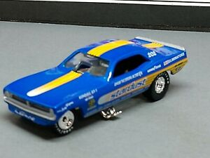 NHRA FUNNY CAR DON SCHUMACHER'S STARDUST LIMITED EDITION COLLECTIBLE 1/64 F/C