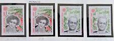 4 X Timbre Stamp Monaco 1980 YT 1224 1225 EUROPA CEPT Neufs Colette Pagnol