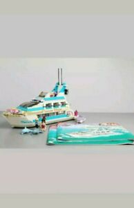 100% Complete Lego Friends Dolphin Cruiser 41015, checked twice