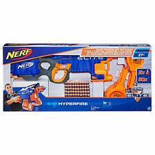 Nerf N-Strike Elite Hyper Fire Blaster With 2 Drums & 50 Darts C2540