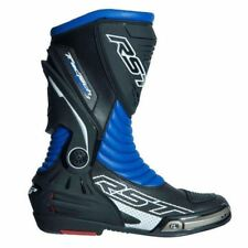 RST 2101 Tractech III Race Blue Motorcycle Boots