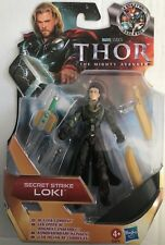 Maverl UNIVERSO dalla Avengers Thor SECRET STRIKE LOKI ACTION FIGURE HASBRO