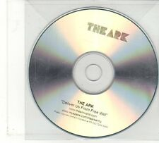 (FU925) The Ark, Deliver Us From Free Will - DJ CD