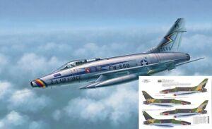 (TRU02839) - Trumpeter 1:48 - North American F-100D Super Sabre