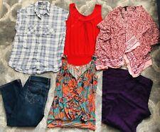 Womens Size 10 Clothing Bundle Next Monsoon Forever 21 Crew Clothing Denim