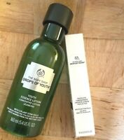 The Body Shop   Drops of Youth (DOY) Bundle   Essence Lotion & Eye Concentrate