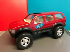 Metal Four wheel drive toy  truck