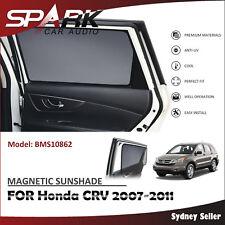 C MAGNETIC CAR WINDOW SUN SHADE BLIND MESH REAR DOOR FOR Honda CRV CR-V 2007-11