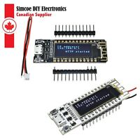 """ESP8266 WIFI Chip 32Mb Flash Module + 0.91"""" OLED CP2014 IOT Board for Arduino"""