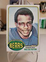 1976 Topps Football #148 Walter Payton Chicago Bears RC Rookie HOF - SEE PICS!