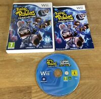 Raving Rabbids: Travel in Time (Wii) - USED *VGC*