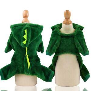 Winter Warm New Thicken Pet Dog Sweatshirt Dog Pet Costume Hoodies Clothes Funny