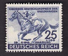 Germany 1942 Hamburg Derby Um MNH ** SG804 horses