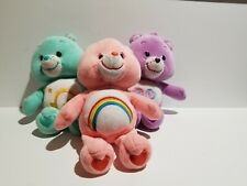 2002 Care Bears wish Bear, cheer Bear, And share Bear