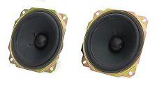 2x AIWA 88-NS5-604-01 Original Mitteltöner/Midrange Lautsprecher TOP zustand