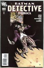Batman Detective # 869 N mint 1st print