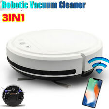 3IN1 Self Navigated Rechargeable Smart Robot Vacuum Cleaner Mop Auto Sweeper APP