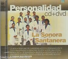 CD / DVD La Sonora Santanera CD Personalidad 25 Tracks & 14 Videos BRAND NEW