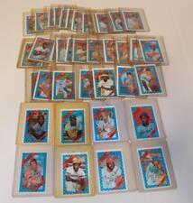 (41) 1972 Kellogg's 3-D Baseball Cards Lot 8