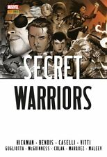 Marvel Omnibus - Secret Warriors - Panini Comics - ITALIANO NUOVO
