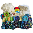 101 HUGE Cloth Diaper Insert LOT Mama Koala Econobum Little Monsters BumGenius