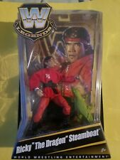 WWE Legends Series 1 Ricky The Dragon Steamboat Figure Factory Sealed New mattel