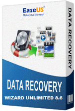 EASEUS DATA RECOVERY WIZARD UNLIMITED 8.6 (SPECIAL EDITION)