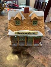 Dept 56 General Store Ne Village Series 1986 #65307