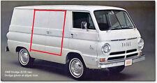 1964-1970 Dodge A100 A108  Van Side Door Seals Pair/Mopar NEW