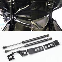 For Toyota RAV4 XA50 2019 2020 2021 Steel Car Front Hood Lift Support Gas Struts