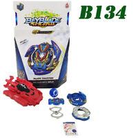Beyblade Burst BeyBlade B134 SLASH VALKYRIE. Bl. Pw RETSU With Launcher Toy Gift