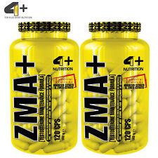 ZMA 120/240 Capsules Testosterone Booster Anabolic Mineral Magnesium Vitamin B6