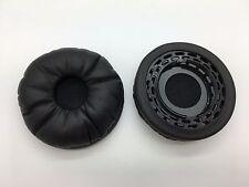 2 leatherette Plantronics 80355-01 Ear Cushion for EncorePro HW291N HW301N HW720
