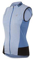 Pearl Izumi Women's Select Escape SL Sleeveless Bike Jersey Sky Blue XS