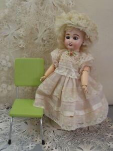 Vintage 1950's era Doll/Salesman Sample Chair signed