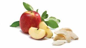 Freeze Dried Apple 200g./8oz/ Pack.100%Natural No sugar No Preservatives