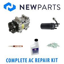 Ford Mustang 94-95 5.0L Complete AC A/C Repair Kit With New Compressor & Clutch