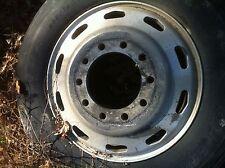 aluminum 24.5 semi wheels