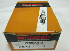 DENSO SPARK PLUGS W16EXR-U STOCK #6005 NEW 10 PACK