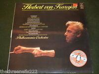 VINYL LP - HERBERT VON KARAJAN CONDUCTS PHILHARMONIC ORCHESTRA - CFP 40368