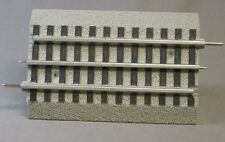 """LIONEL FASTRACK HALF STRAIGHT TRACK SECTION 5"""" Inch train fast O GAUGE 6-12024"""