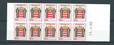 MONACO - CARNET - 1988 YT 2 - TIMBRES NEUFS** LUXE