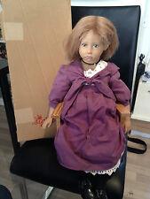 Ilse Wippler Puppe 10/2 mit Ovp 60 cm Top Zustand